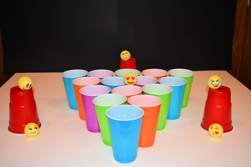 Feelings Pong