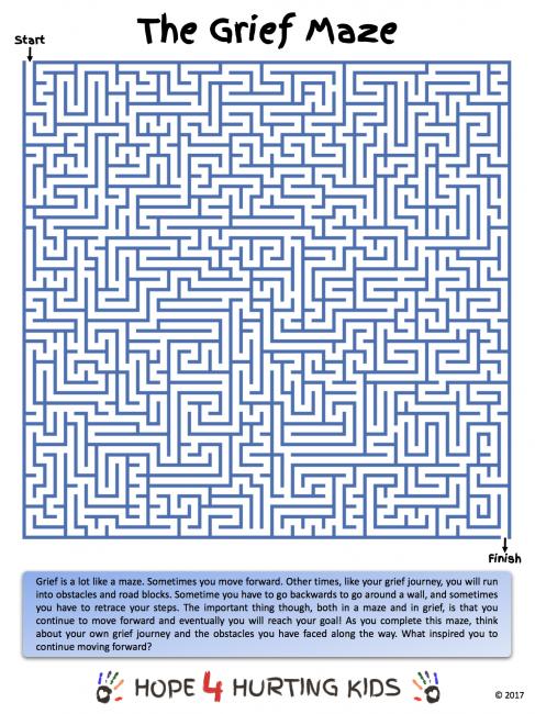 Grief Maze