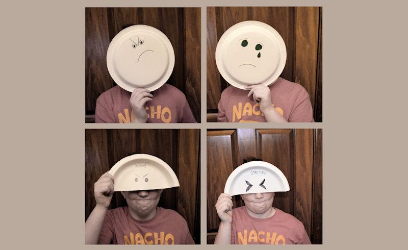 Emotion Face Plates