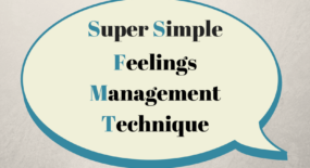 Super Simple Feelings Management Technique