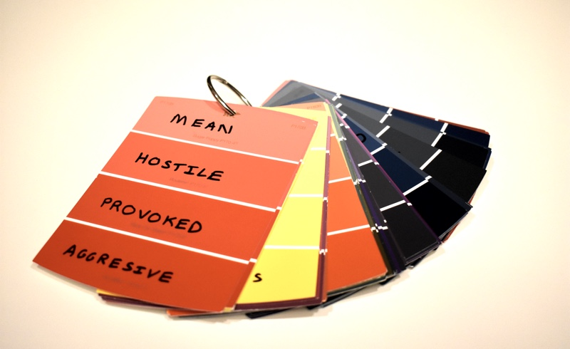 Emotion Color Swatches